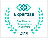 Best Newborn Photographers in Baltimore Award for 2018
