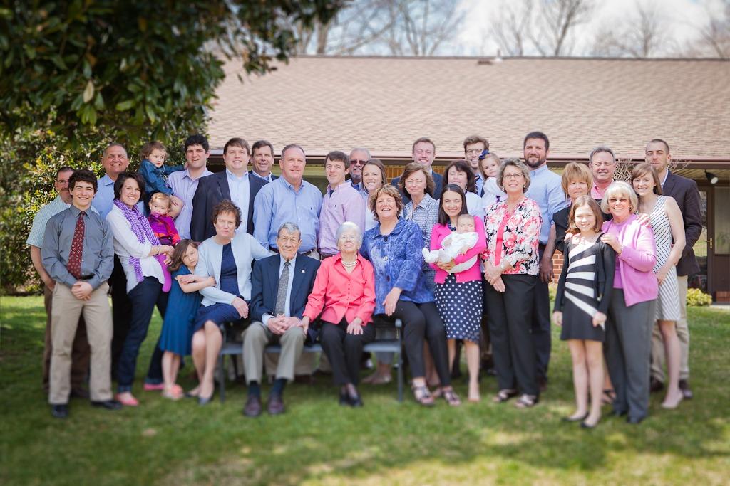 Celebrating Family