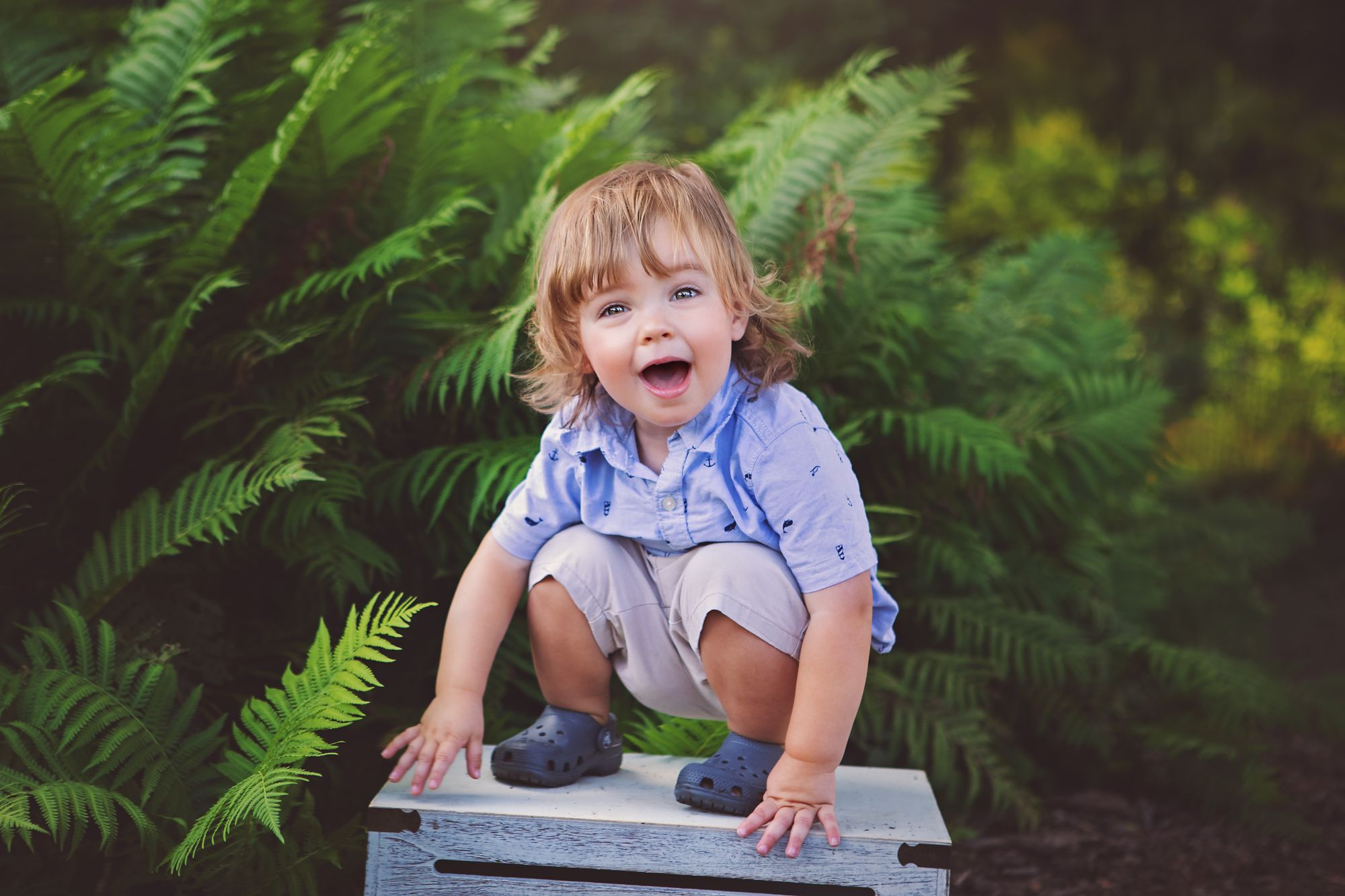 Quick Guide to Toddler Photography