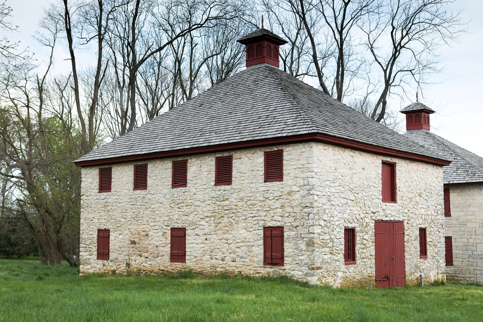 Farm House in Hampton National Historic Site