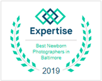 Best Newborn Photographers in Baltimore Award for 2019