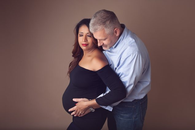 Picture from maternity digital photos collection